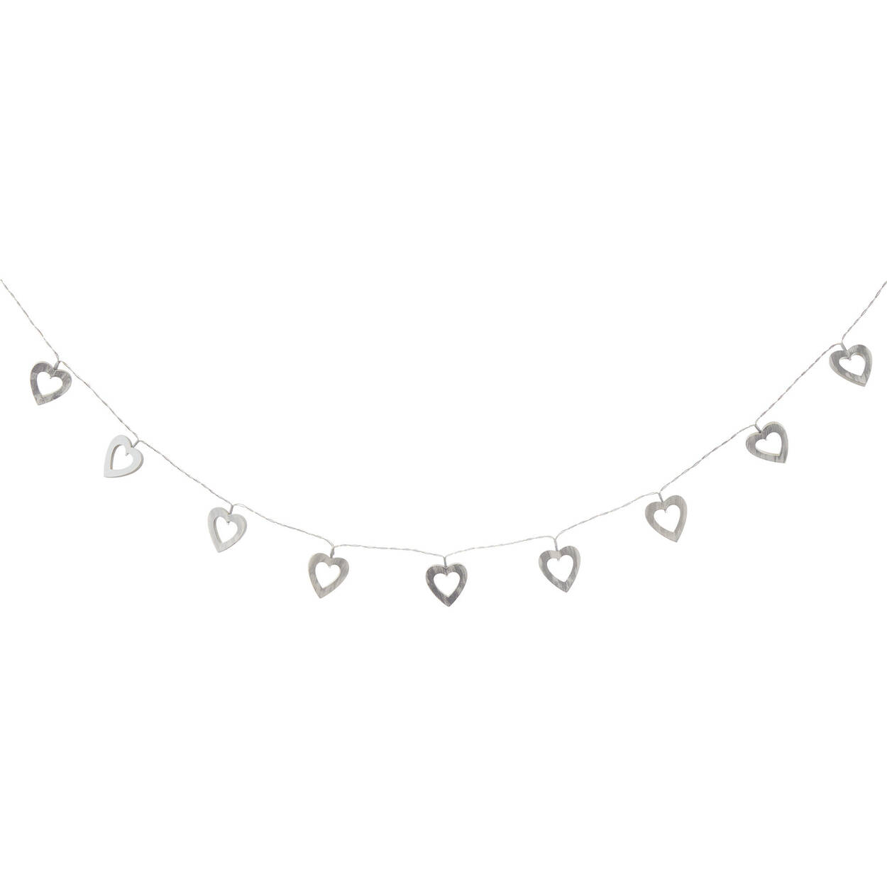 Heart String Lights