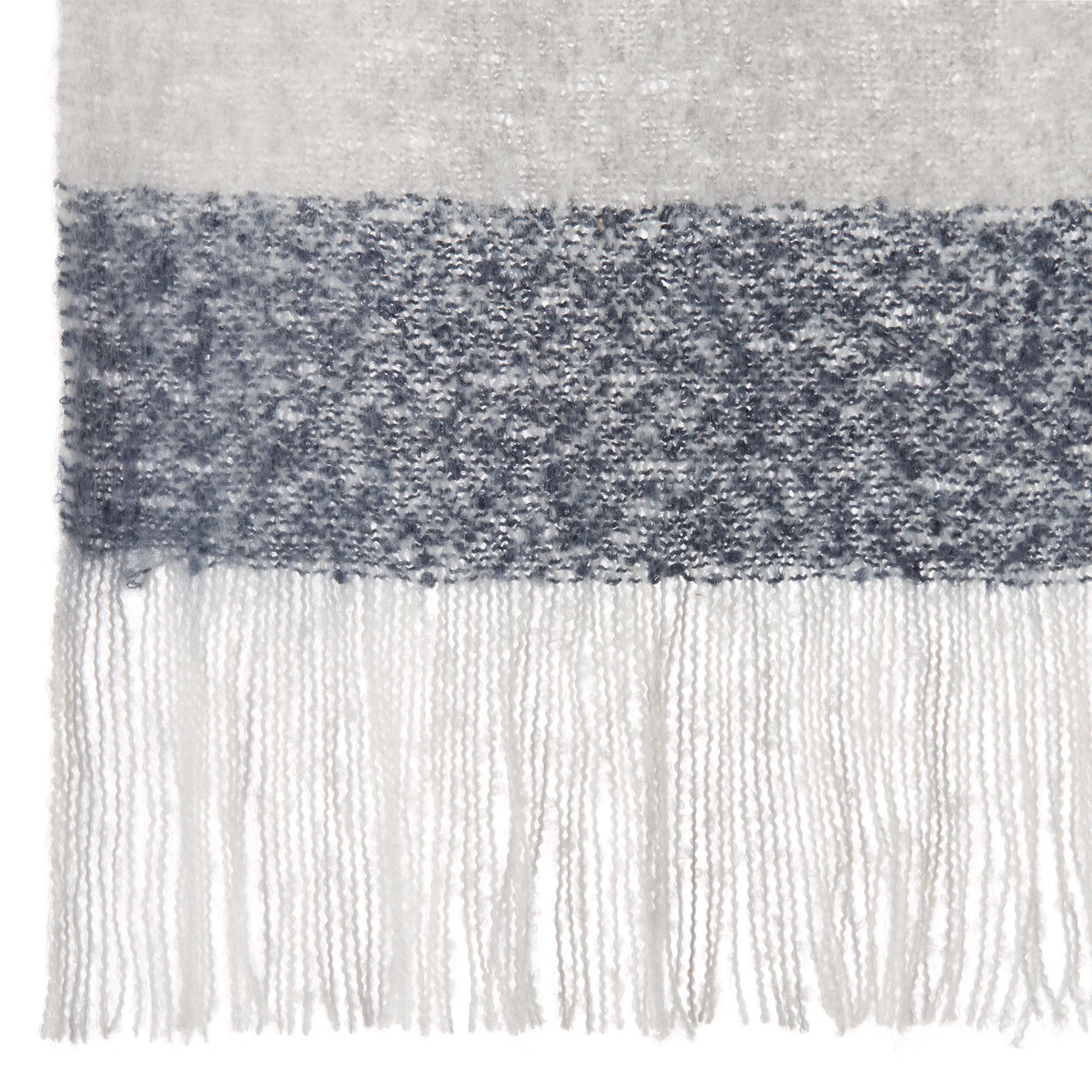 "Mohira Mohair-Like Throw 50"" X 60"""
