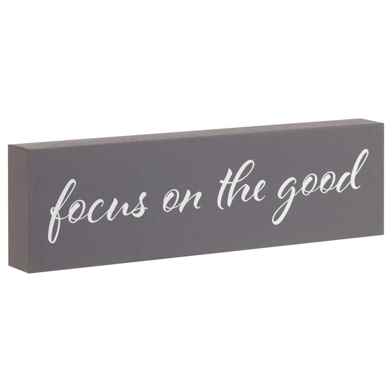 Decorative Block Focus