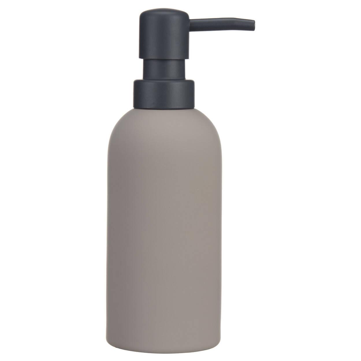 Rubber Coated Soap Dispenser