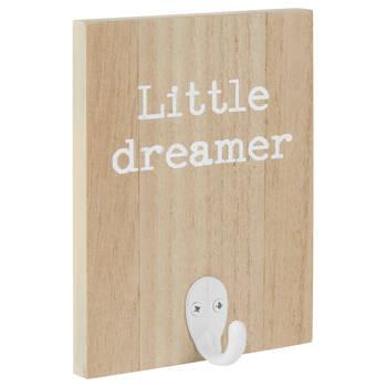 Little Dreamer Wooden Wall Hook