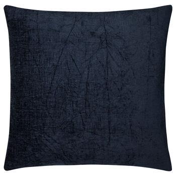 "Lagoa Velvet and Cotton Decorative Pillow 20"" X 20"""