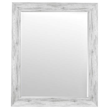 Distressed Frame Mirror