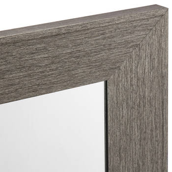 Miroir avec cadre en polystyrène