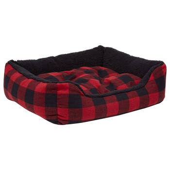 Lewis Plaid Pet Bed