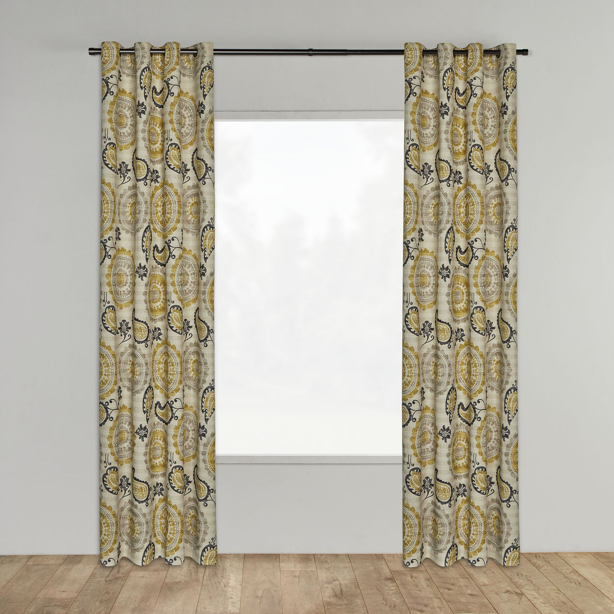 Adnan Panel Curtain