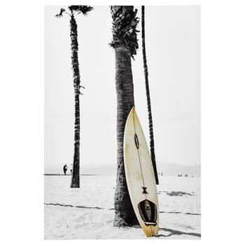 Surf's Up Printed Canvas