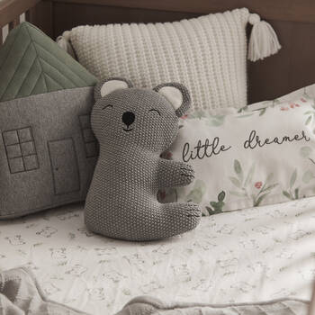 "Little Dreamer Decorative Lumbar Pillow 10"" x 16"""