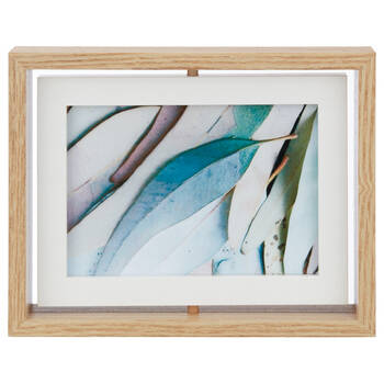 Abstract Foliage Framed Art