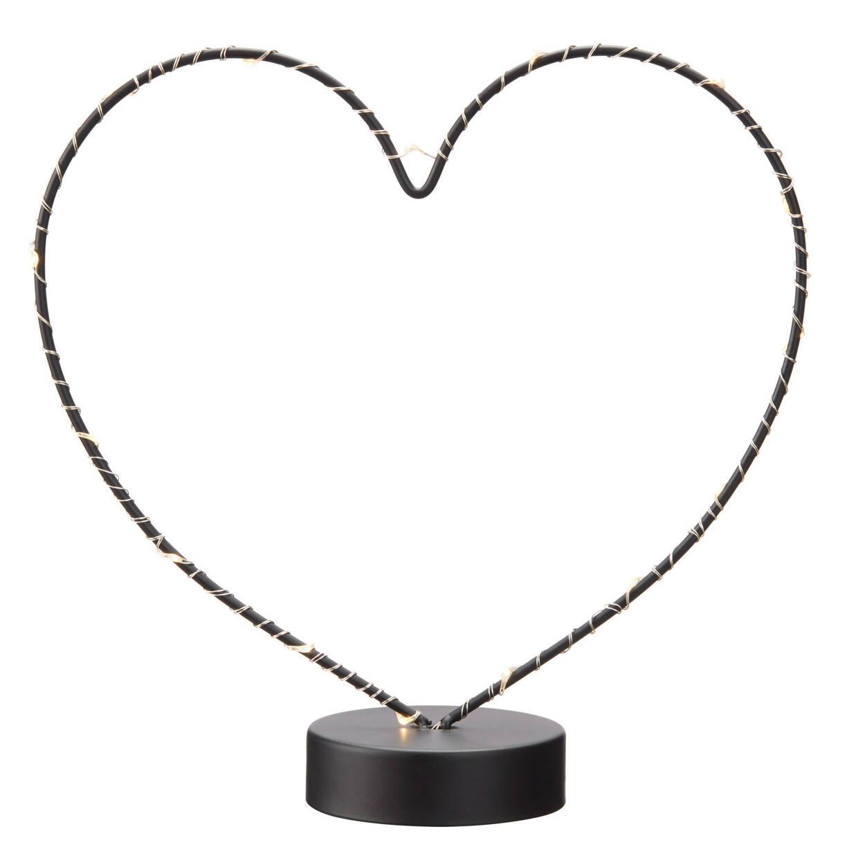 LED Decorative Heart