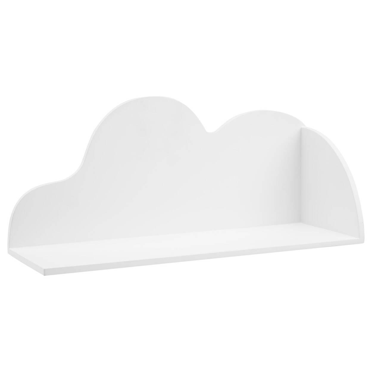 Étagère murale nuage