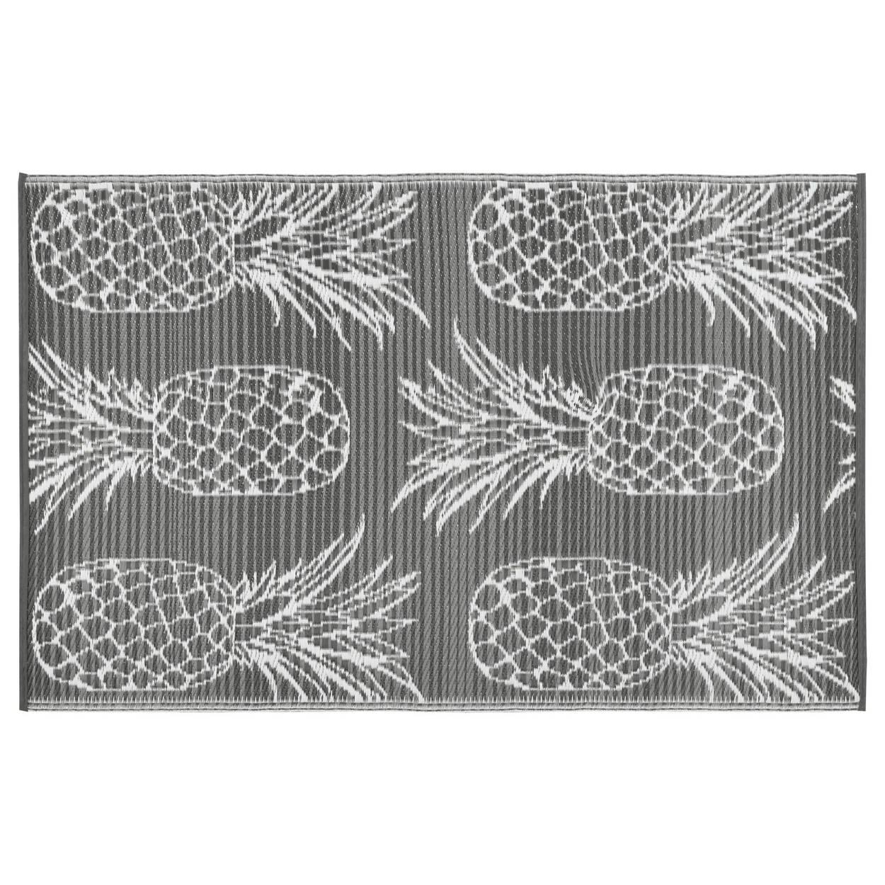Pineapple Outdoor Rug
