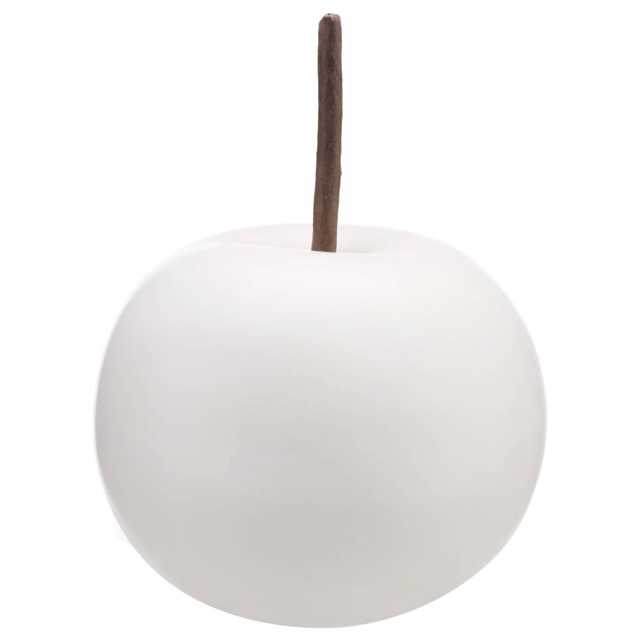 Pomme en céramique