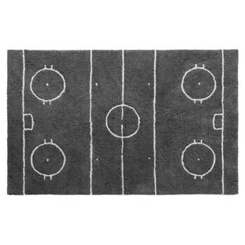 Hockey Rink Rug