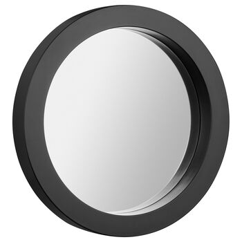 Set of 3 Round Mirrors