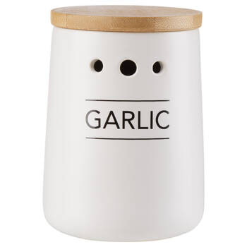 Ceramic Garlic Container