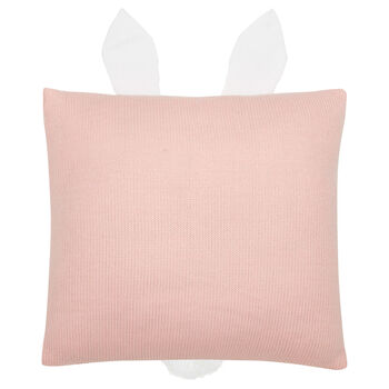 "Manu Decorative Pillow with Ears 15"" X 15"""