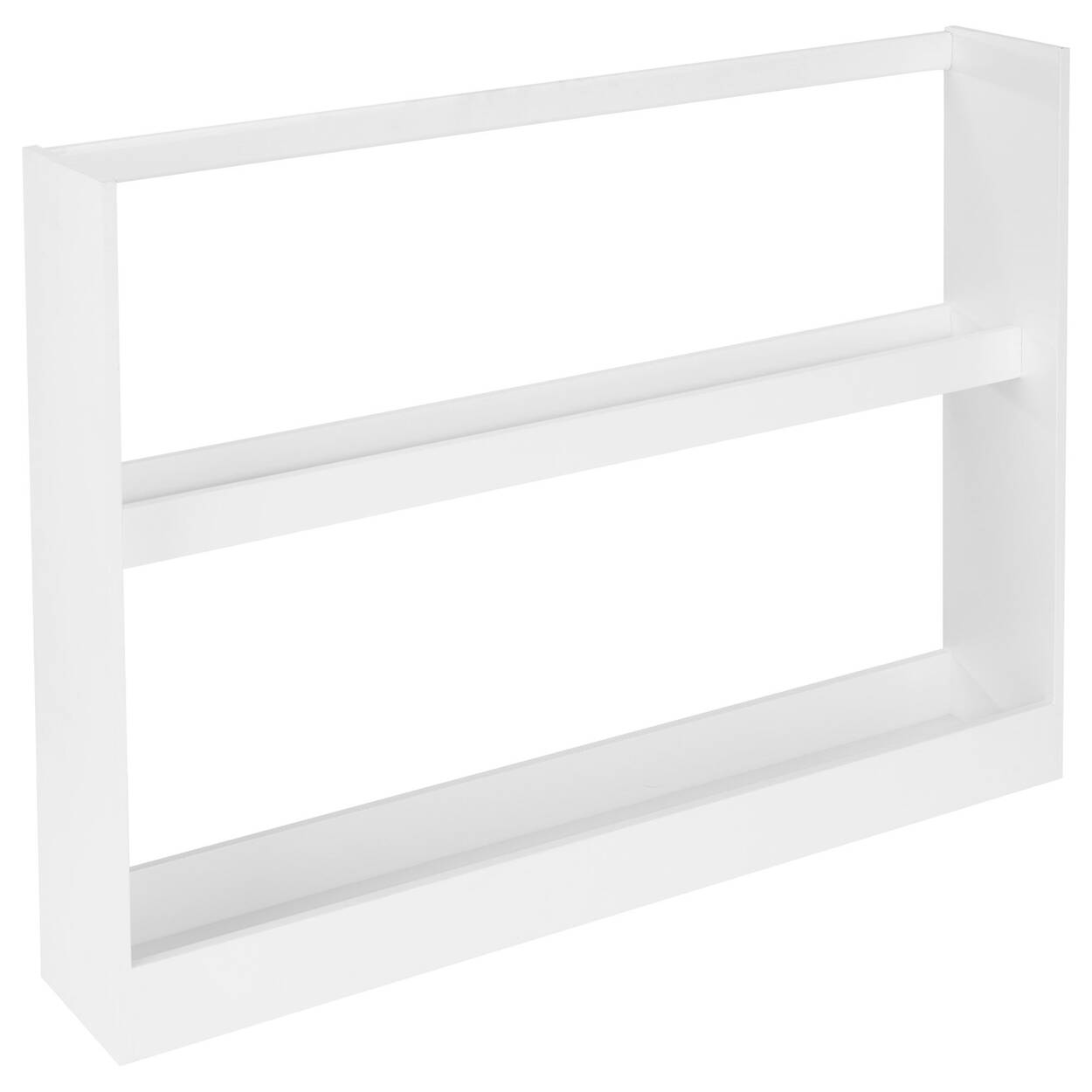 Two-Level Wall Shelf