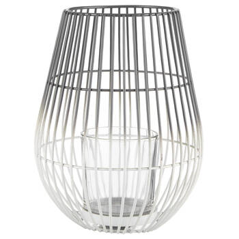 Gradient Metal Wire Candle Holder