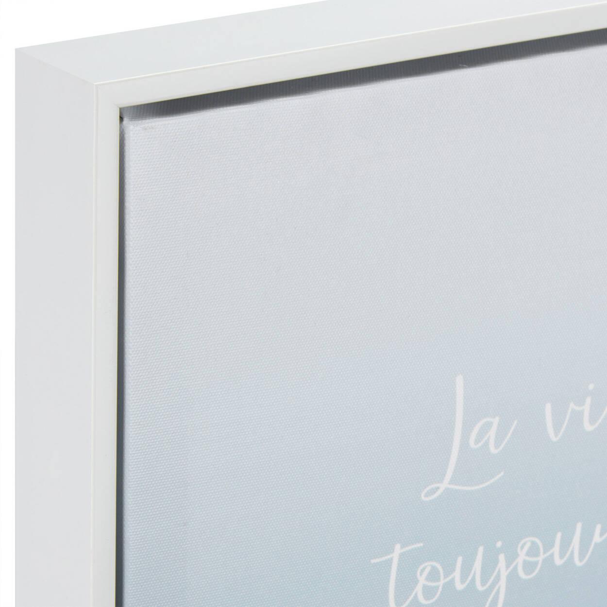 Faites votre chemin Printed Framed Art