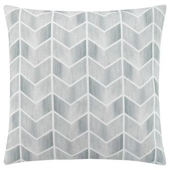 "Sally Geometric Pattern Decorative Pillow 18"" X 18"""