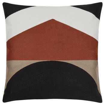 "Enso Decorative Pillow 19"" x 19"""