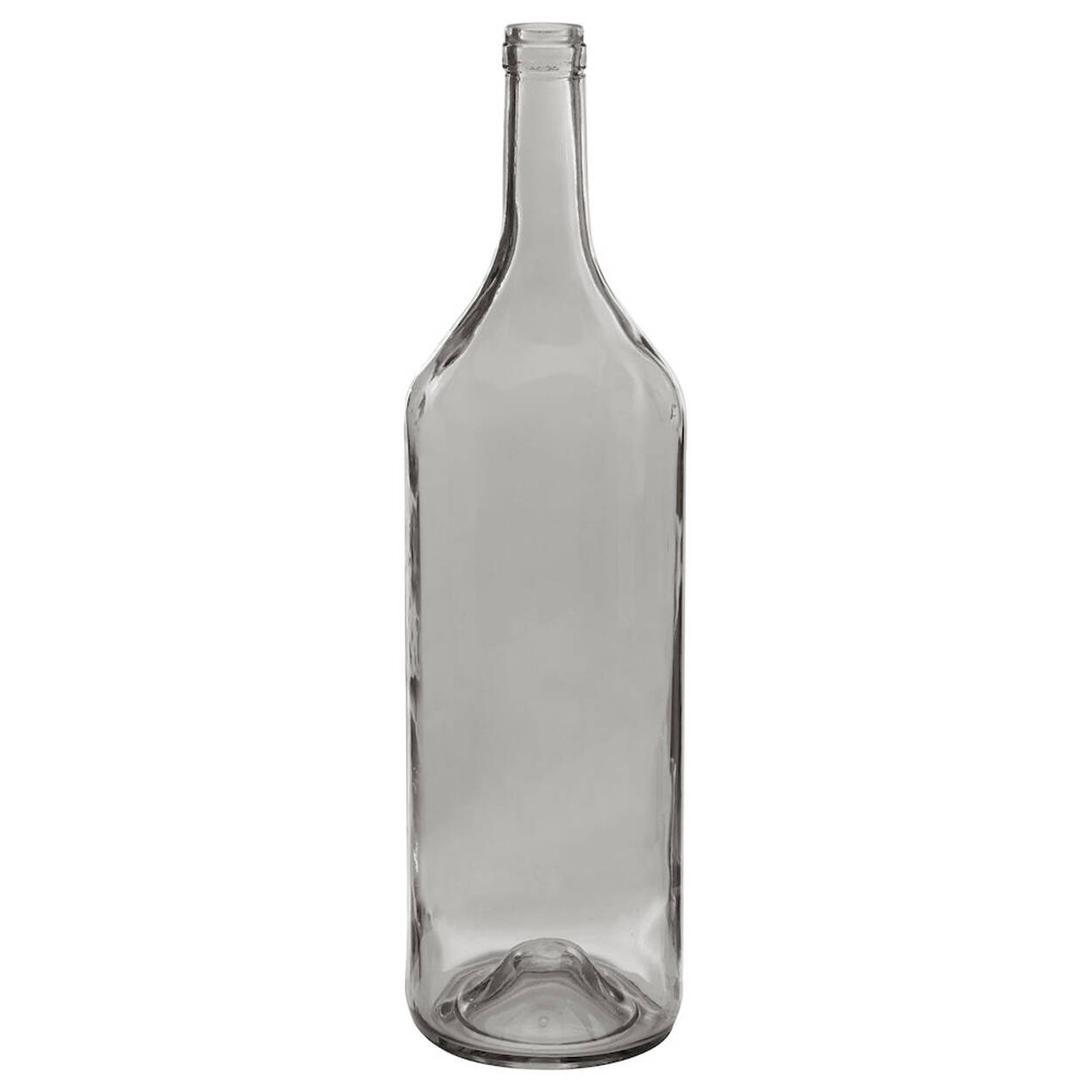 grand vase bouteille en verre. Black Bedroom Furniture Sets. Home Design Ideas