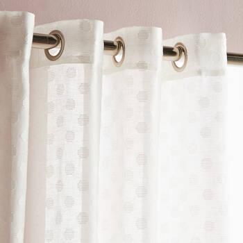 Dot Sheer Curtain