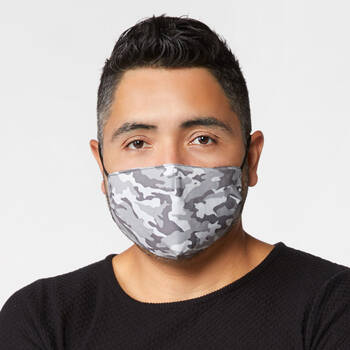 Reusable + Adjustable Face Mask