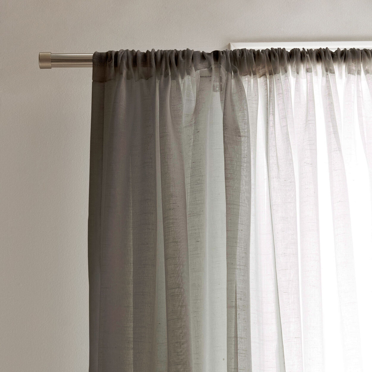 Carla Sheer Curtain