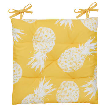 Pineapple Chair Pad