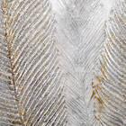 Tableau plumes peint à l'huile