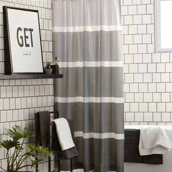 Shower Curtains Canada Machine Washable Great Prices Bouclair Com