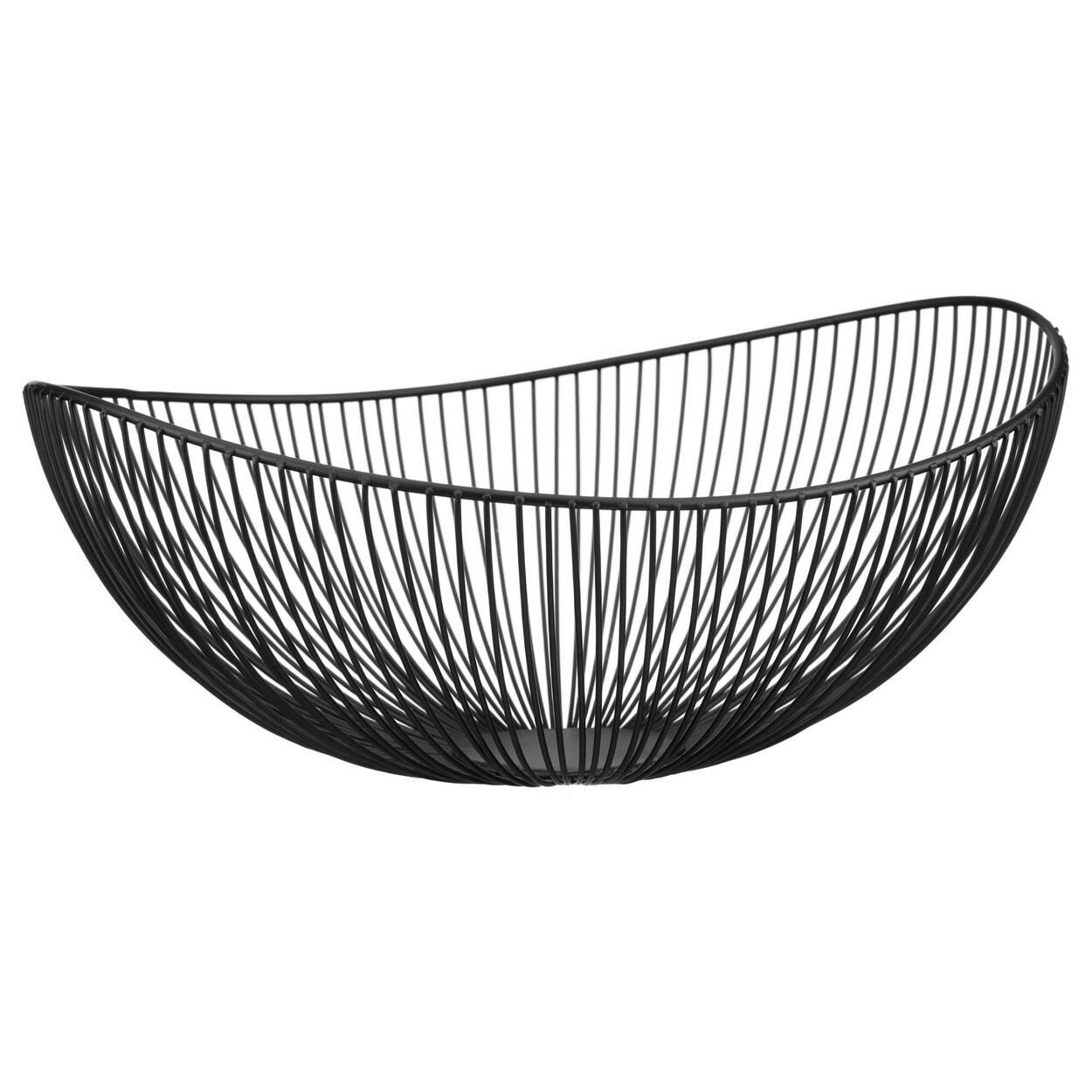 Decorative Metal Wire Bowl