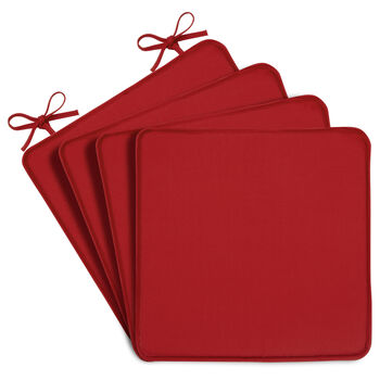 Set of 4 Chair Pads