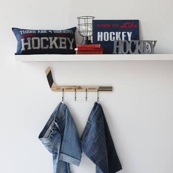 Decorative Word - Hockey