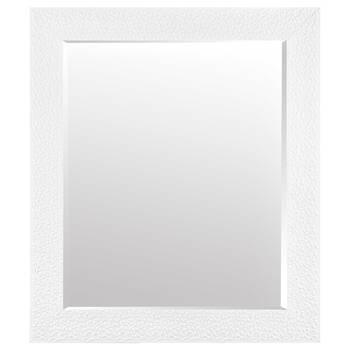 Leaf Patterned Framed Mirror