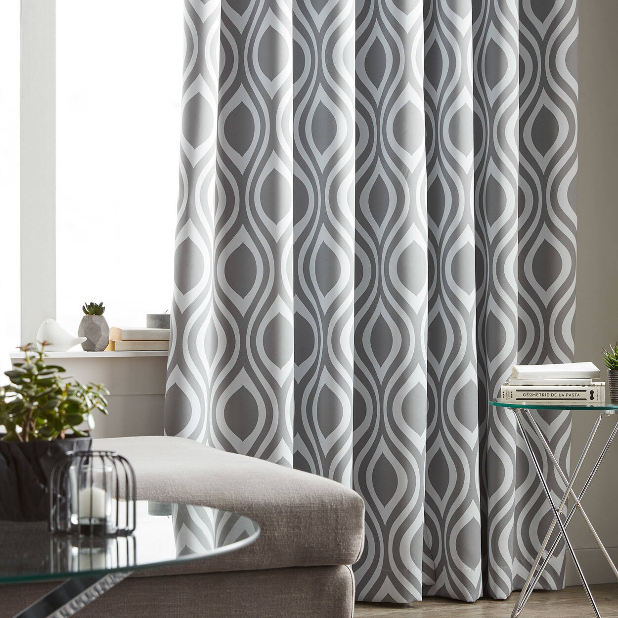 Gage Room Darkening Curtain Bouclair Com