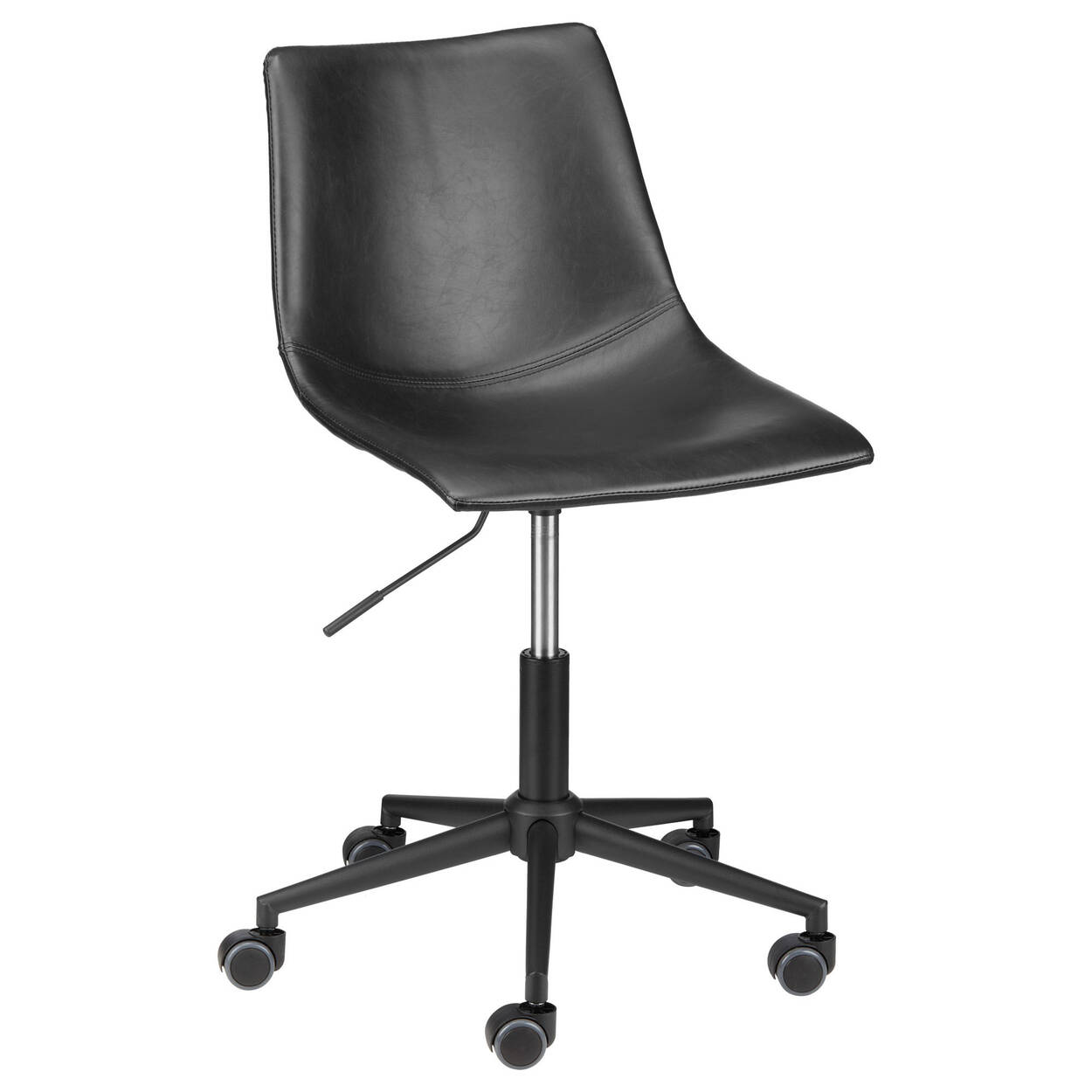 Amazing Rolling Office Chair With Arms Short Links Chair Design For Home Short Linksinfo