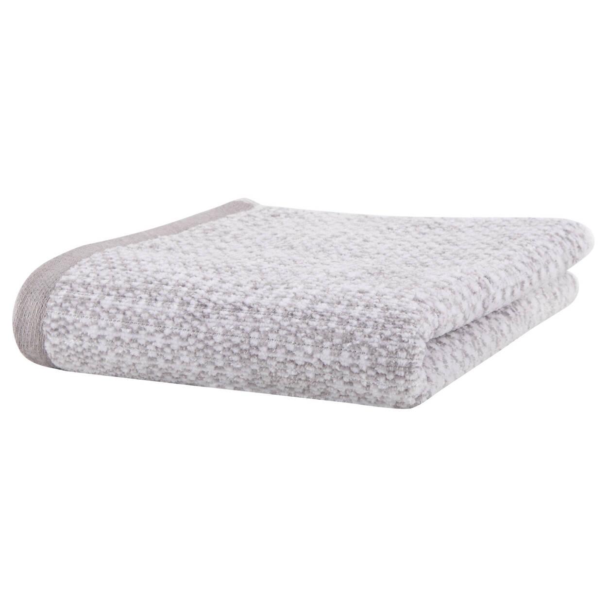 Velvet-Like Hand Towel
