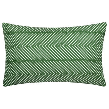 "Chevrons Water-Repellent Decorative Lumbar Pillow 13"" X 20"""