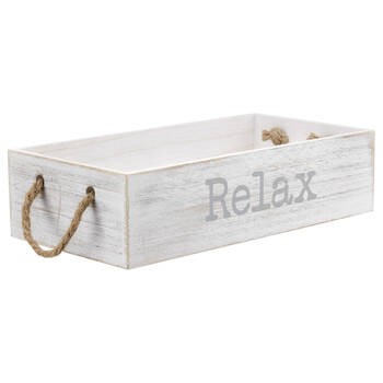 Relax Wooden Tray