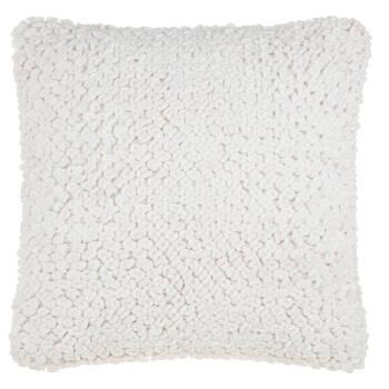 "Akim Chunky Loop Decorative Pillow 19"" x 19"""