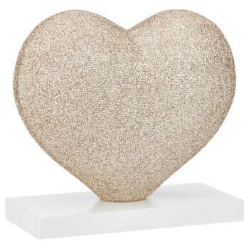 Decorative Glitter Heart