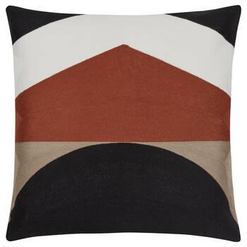 """Enso Decorative Pillow 19"""" x 19"""""""