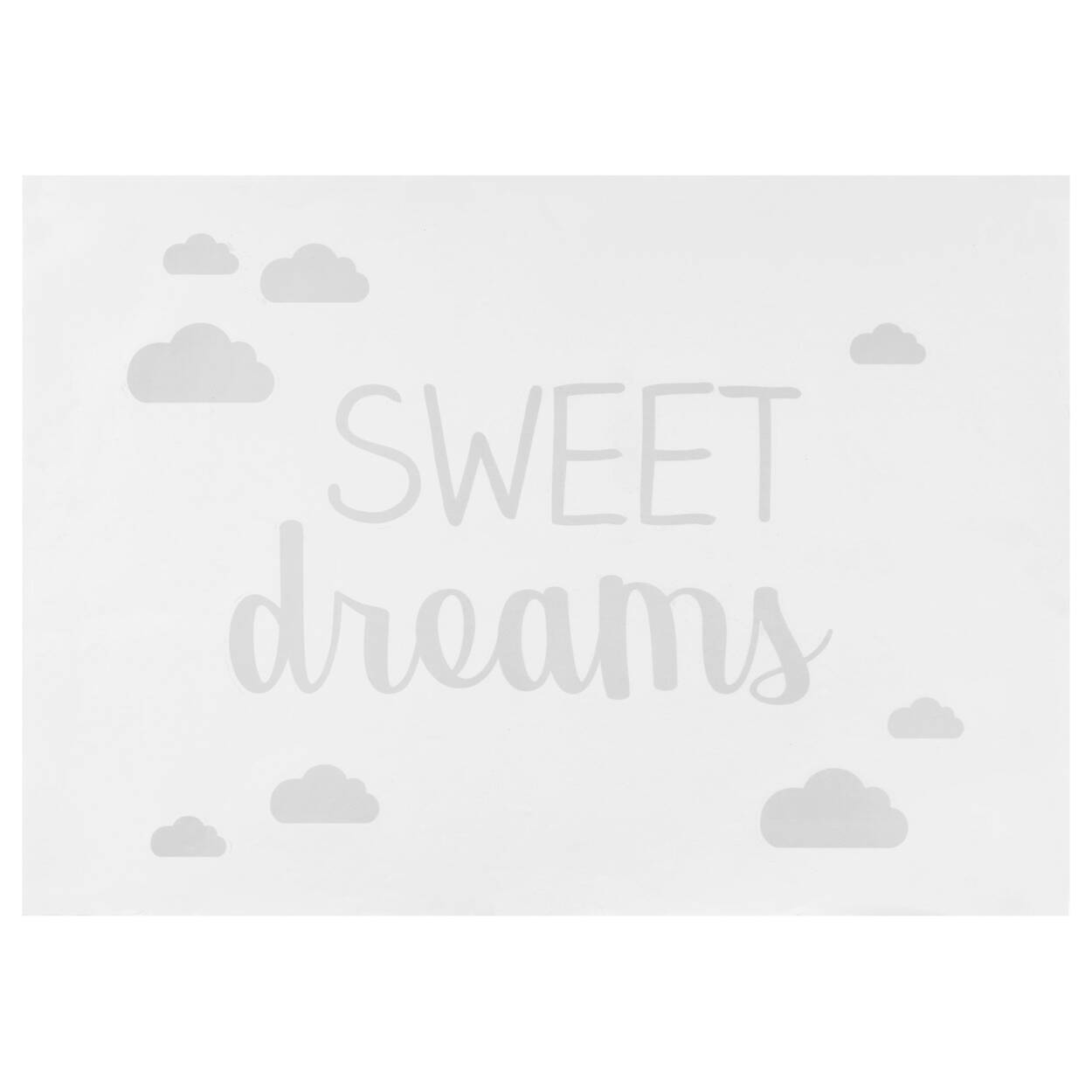 Sweet Dreams Wall Sticker