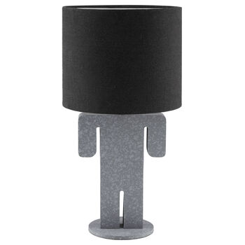 Man Icon Table Lamp