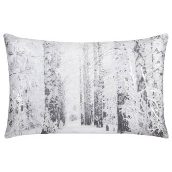"""Mihaela Decorative Lumbar Pillow 13"""" X 20"""""""