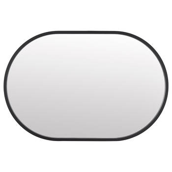 Oval Framed Mirror