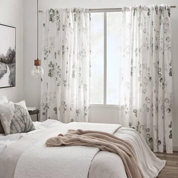 Agnes Sheer Curtain